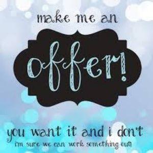 Make offer!!!